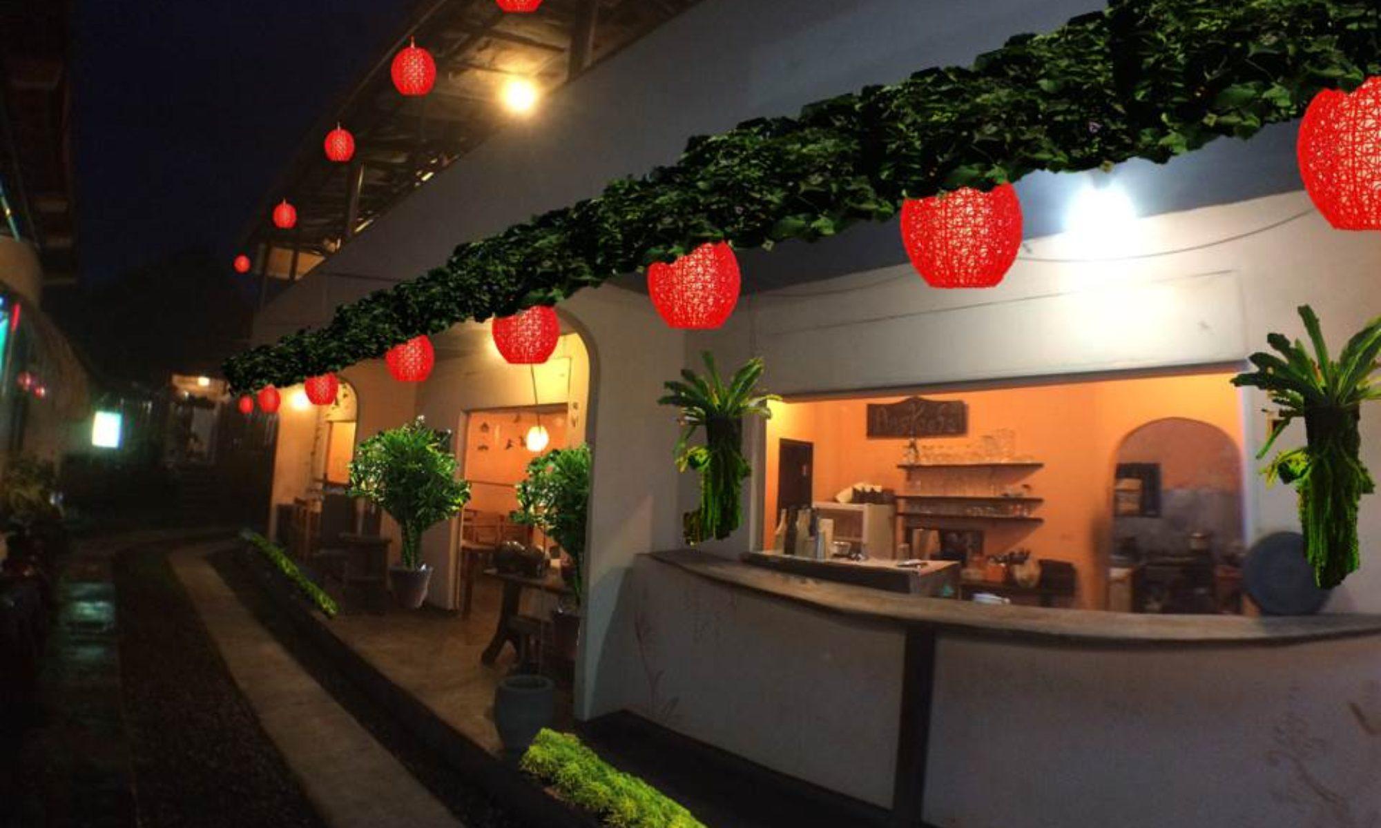 """Backstreet Japanese Diner """"AngKaSa"""""""